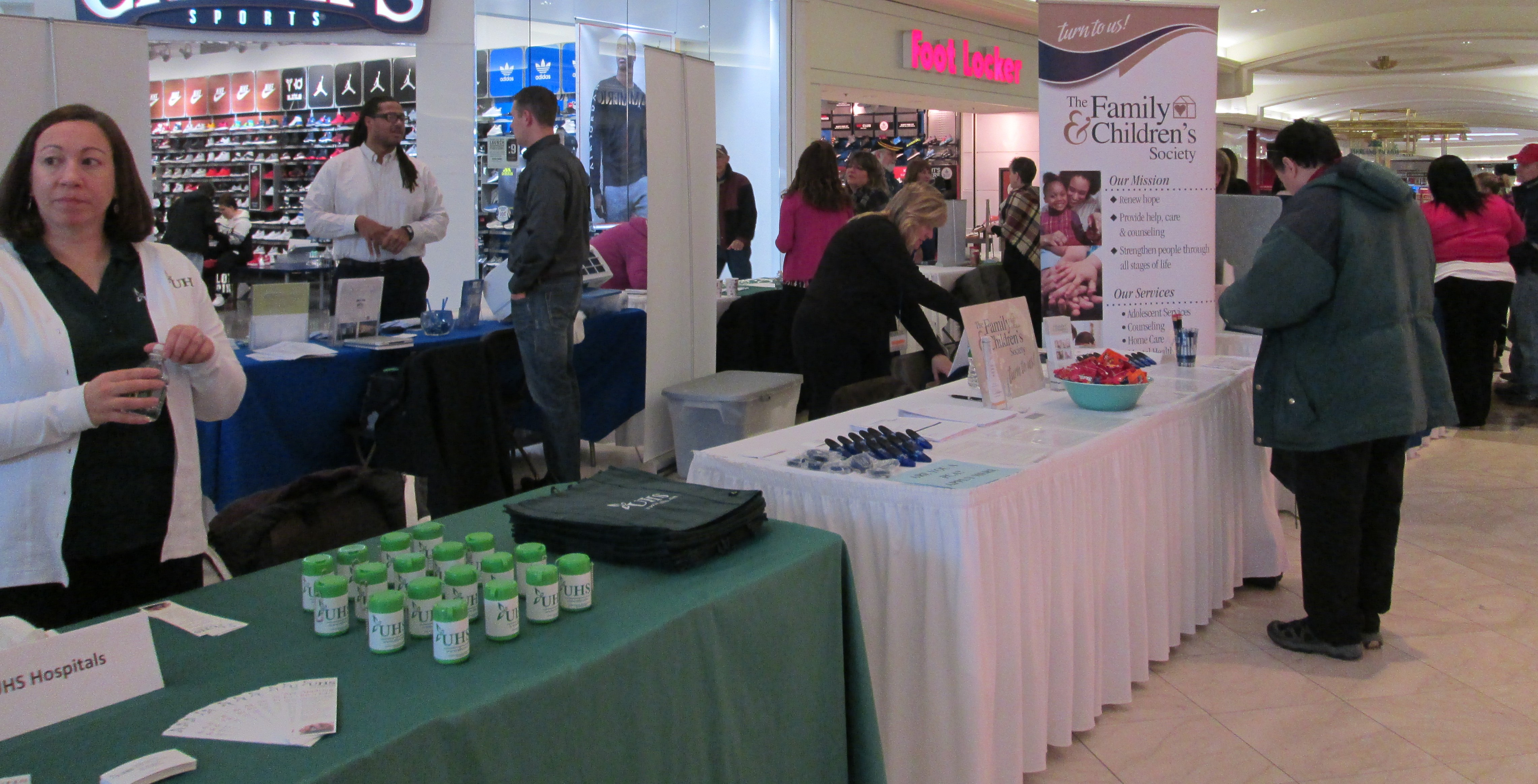 "<span style=""max-width: 700px;"">Project Homecoming Job and Career Fair</span>"