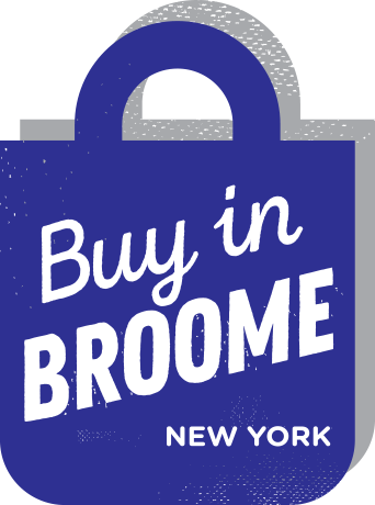 Buy in Broome Shopping Bag Logo