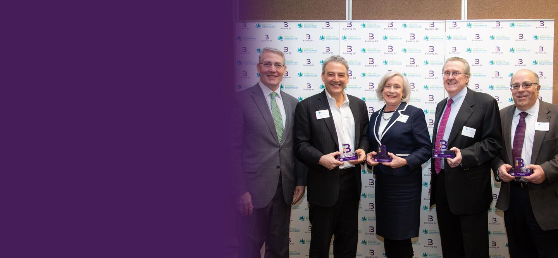 Congratulation Building BC Award Winners