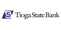 Tioga State Bank logo