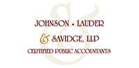Johnson, Lauder and Savidge LLP logo